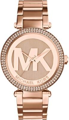 Michael Kors MK5865 Analog Watch - For Women