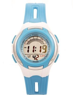 Vizion V8545019B-5(Blue) Sports series Digital Watch  - For Boys, Girls