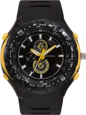 Genex GXBLK4066 Carnival Analog Watch  - For Men