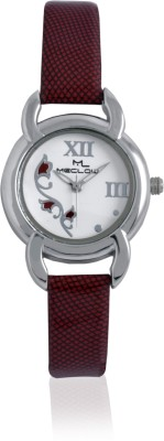 Meclow ML-LR-052 Analog Watch  - For Girls