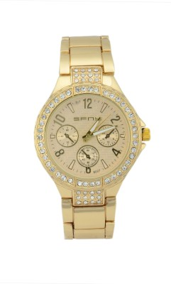 SFNY S93GO Analog Watch  - For Women