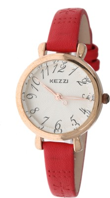 Kezzi RW1150 Gold Analog Watch  - For Men, Women, Boys, Girls, Couple