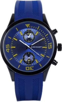 Dunlop DUN-269-G03 Analog Watch  - For Boys