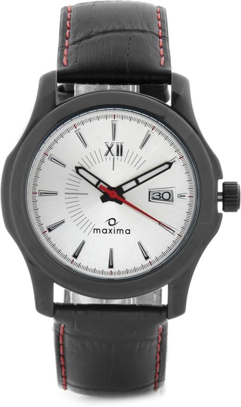 Maxima 25134LMGB Attivo Analog Watch For Men