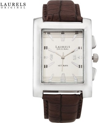 Laurels Lo-Imp-201 Imperial 2 Analog Watch - For Men