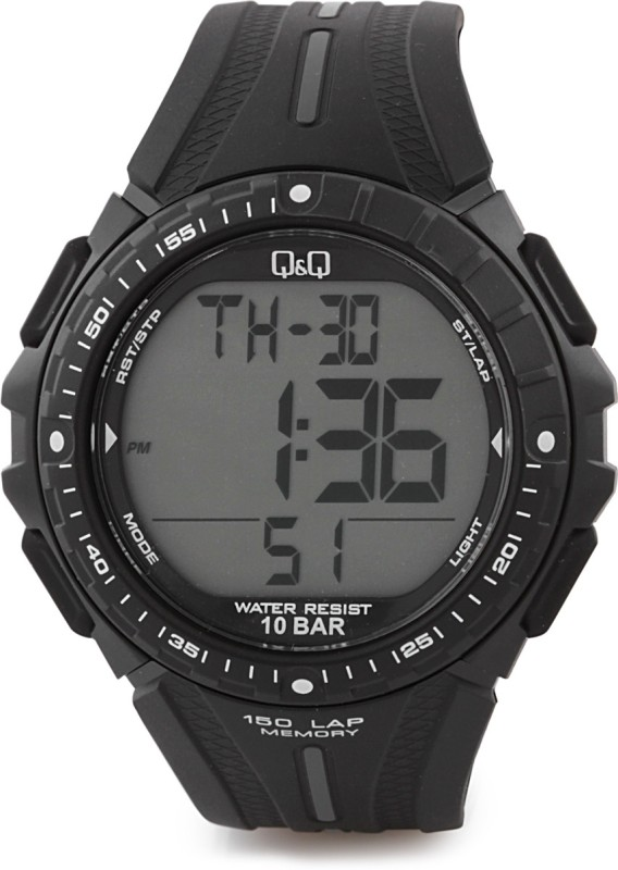 QQ M102J001Y Digital Watch For Men