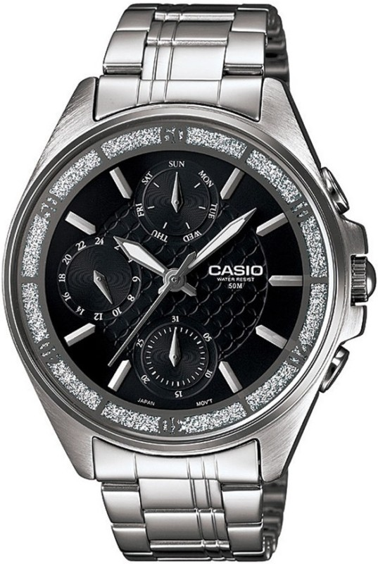 Casio A855 Enticer Ladies Analog Watch For Women