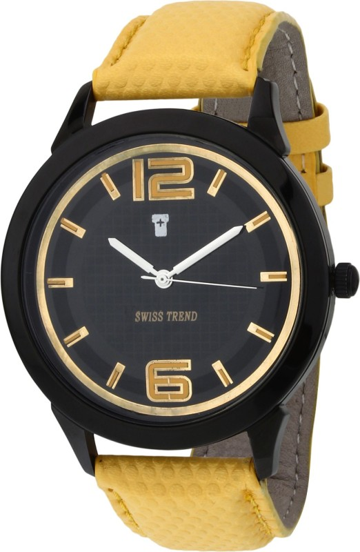 Swiss Trend ST2114 Designer Analog Watch For Men