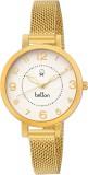 BRITTON BR-LR032-WHT-GLD Analog Watch  -...