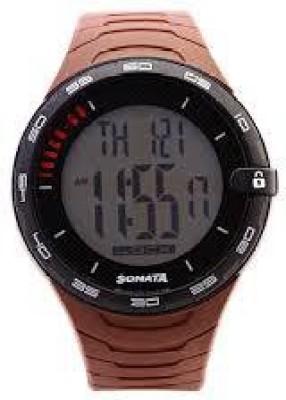 Sonata 77041PP02J Watch