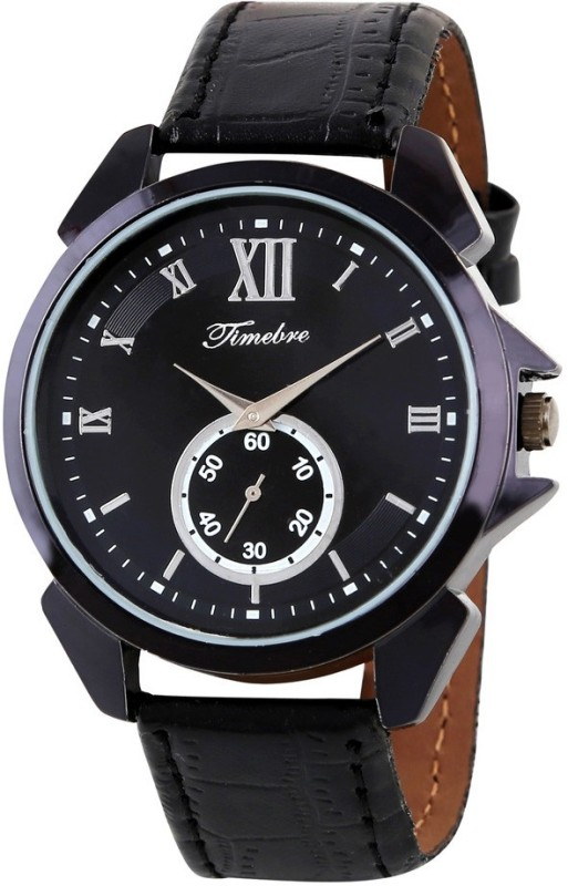 Timebre MXBLK303 5 Milano Analog Watch For Men