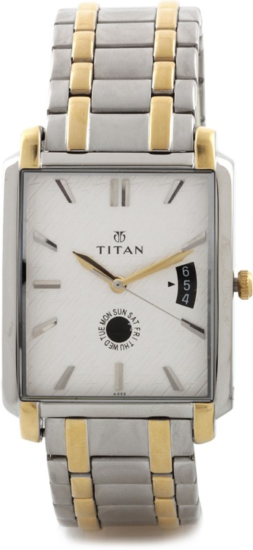 Titan NE1506BM02 Regalia Analog Watch For Men
