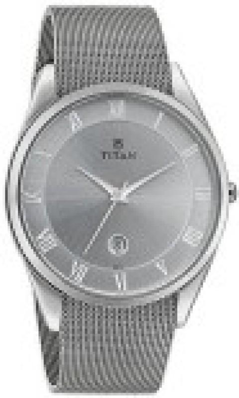 Titan 90054SM01J Analog Watch For Men