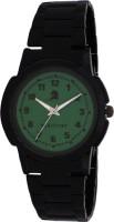 Beaufort BT 1264 SS GRN BLK Analog Watch For Men