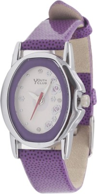 Youth Club YC-21PP Super Analog Watch  - For Women