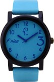 FNINE CASUAL STYLISH SKY BLUE WATCH FOR ...