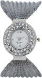 Fancy Glory Silver Analog Watch  - For W...