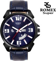 Romex Day N Date 222 Analog Watch For Men