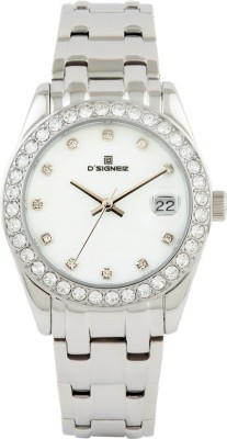 DSIGNER 656SM-1 Analog Watch - For Women
