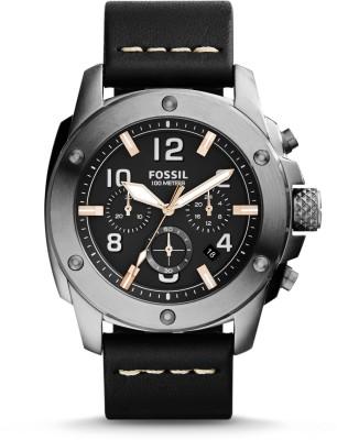Fossil FS5016 Machine Analog Watch  - For Men