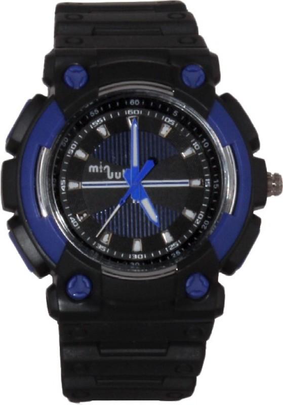 Minuut MNT 015 SPT BLU Analog Watch For Men