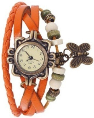 ARRAY BUTTERFLY VINTAGE Analog Watch  - For Girls, Women