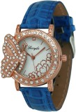 Gerryda G782 Butterfly Analog Watch  - F...