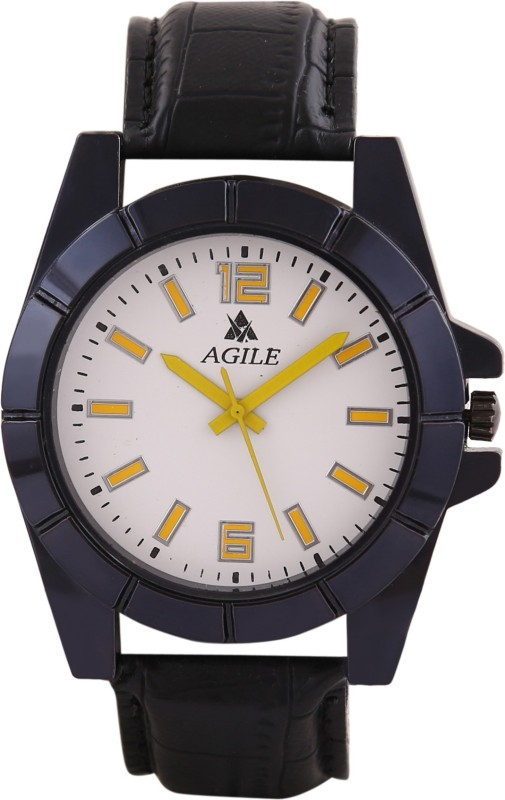 Agile AGM013 classique Analog Watch For Men