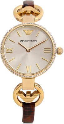 Emporio Armani AR1885 Gianni T-B Analog Watch  - For Women