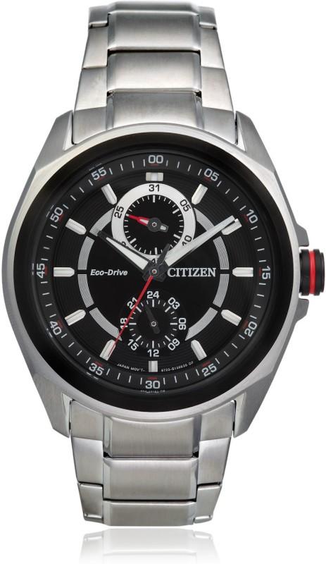 Citizen BU3004 54E Eco Drive Analog Watch For Men