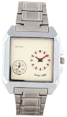 Optima Oft_2447 Fashion Track Analog Watch  - For Men, Boys