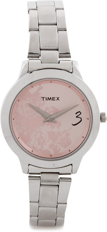 Timex TI000T60100 Analog Watch For Women