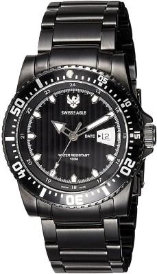 Swiss Eagle SE-9006-33 Analog Watch  - For Men