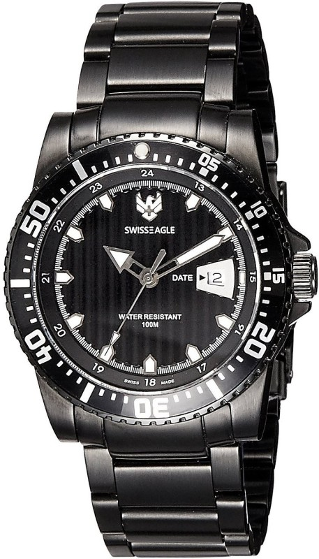 Swiss Eagle SE 9006 33 Analog Watch For Men