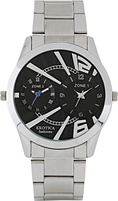 Exotica Fashions EXZ-99-Dual Basic Analog Watch  - For Men