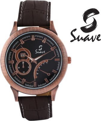Suave Collections SBCBB22 Maestro Analog Watch  - For Men