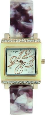 Custom Lzcus013 Analog Watch  - For Women, Girls
