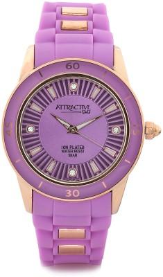 Q&Q DA43J102Y Attractive Women's Watch image