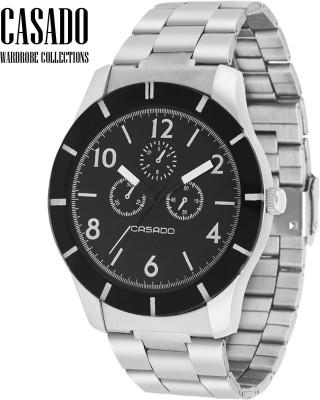 Casado CAS-129-ADO Chronograph Pattern Analog Watch  - For Men