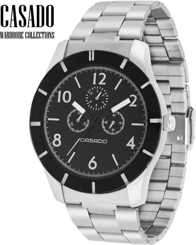Casado 129 Chronograph Pattern Analog Watch For Men