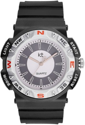 KT Collection MW008 Jiffy International Inc Analog Watch  - For Boys, Men