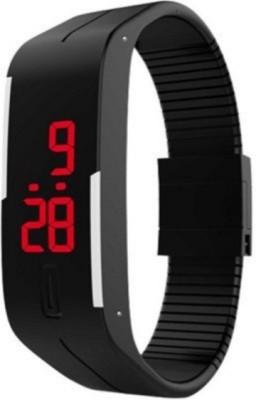 Addic Ultra Thin Men And Women LED Digital fashion MW-109 Digital Watch  - For Men, Women