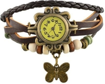 jay gopal fashion Brown analog watch Analog Watch  - For Girls