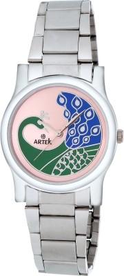 ARTEK AK2014PK Analog Watch  - For Women