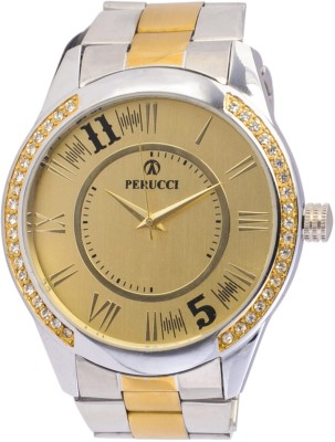 Perucci PC-701G Analog Watch  - For Men