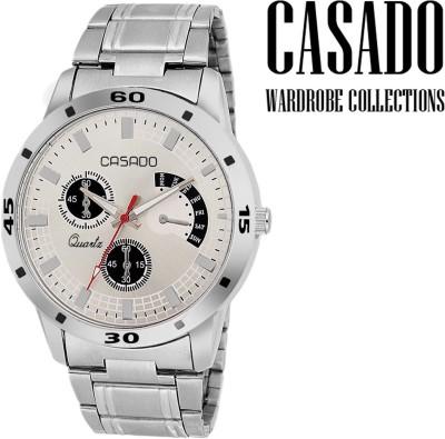 Casado 154 Chronograph Pattern Analog Watch  - For Boys, Men