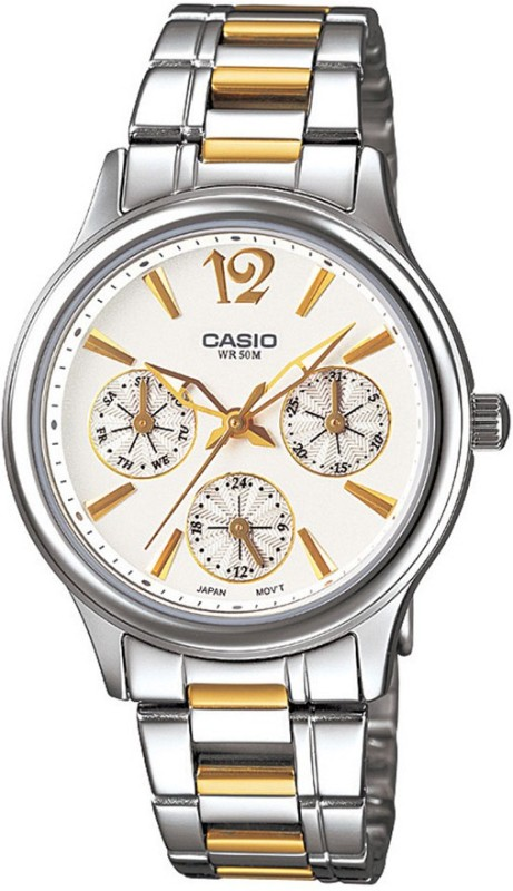 Casio A847 Enticer Ladies Analog Watch For Women