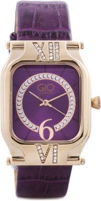 Gio Collection G0038-06 Analog Watch  - For Women