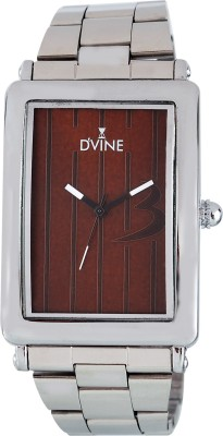 Dvine OD3006-CBR01 Analog Watch  - For Men