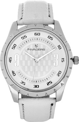 Invaders 67040-Sswht Corporate Analog Watch  - For Men